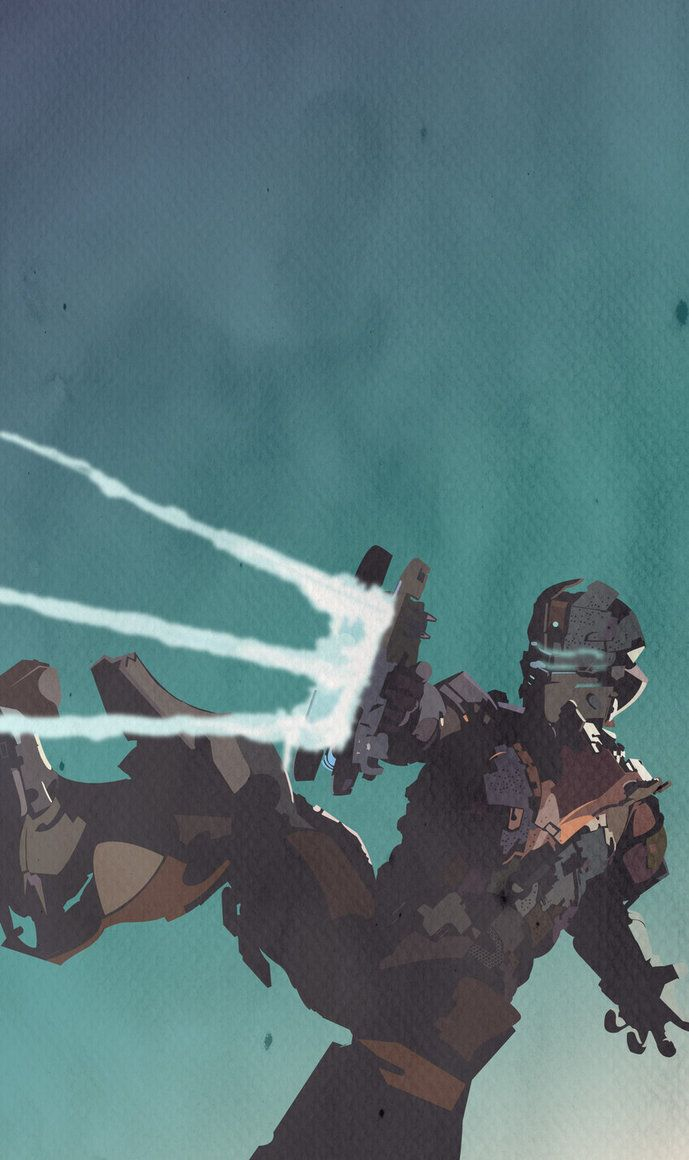 Dead Space 2 - Mik4g.deviantart.com