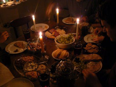 17 best ideas about christmas eve dinner on pinterest for Idea door journey to bethlehem