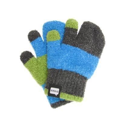 EVOLG(エヴォログ)は、iPhoneやiPod、Xsperiaなどの静電式タッチパネルに対応した手袋です。いままで手袋をしている状態だとタッチパネル(スマホ)の操作ができない!と言う多くの声から誕生しました。シックなデザインから、かわいいデザンまで、メンズ・レディースを問わずに選べる豊富なカラーが魅力です。