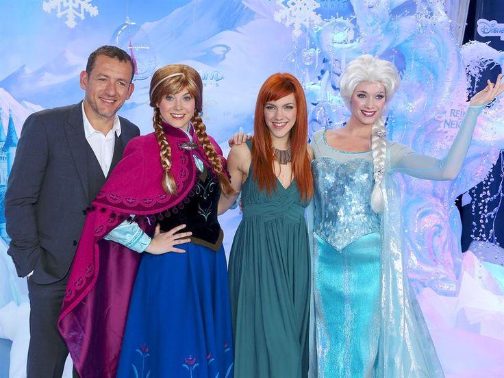 La Reine des neiges : Photo promotionnelle Anaïs Delva, Dany Boon