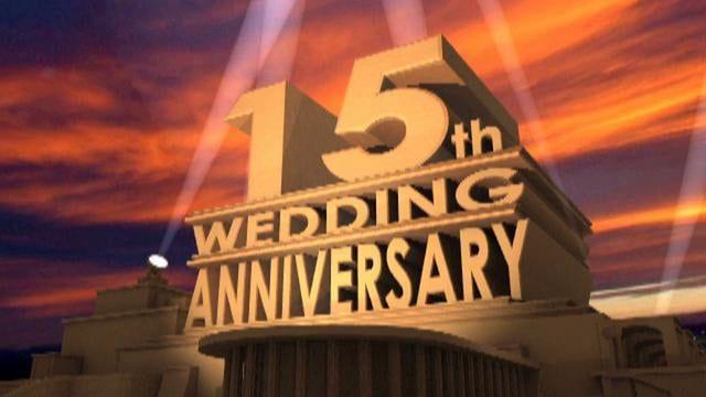 15th Wedding Anniversary Tribute on Vimeo