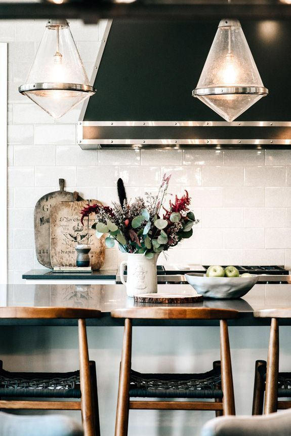 Haus Love - a well traveled transitional home