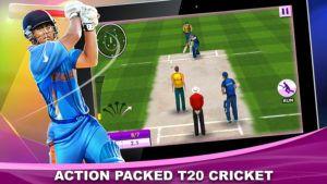 T20 Cricket Champions 3D Money Mod Apk