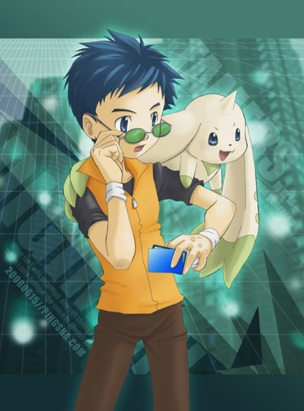 Digimon Tamers Henry