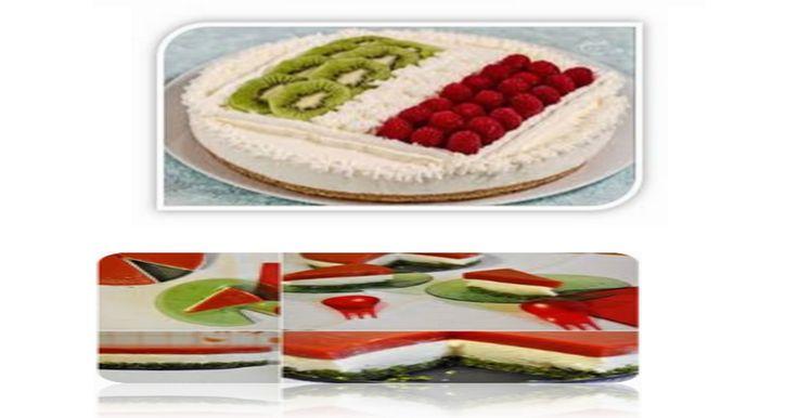 Una specie di torta