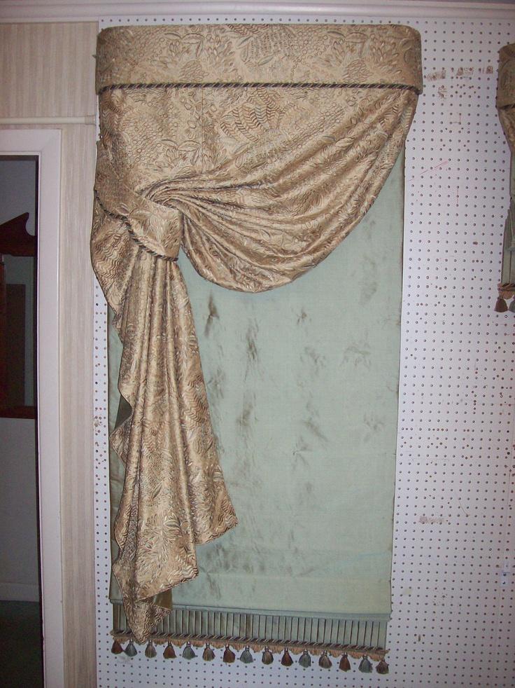 Pin By Glenda Hollie Stanley On Elegant Window Treatment