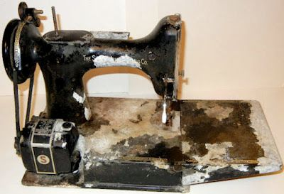 Links to resources for repairing / spare parts for vintage sewing machines