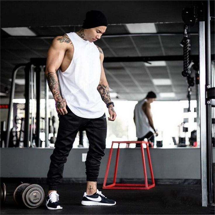 Buy Muscle Guys New Brand gym clothing Bodybuilding Fitness Men Tank Top Golds Gorilla gasp Wear Vest. Click visit to read descriptions