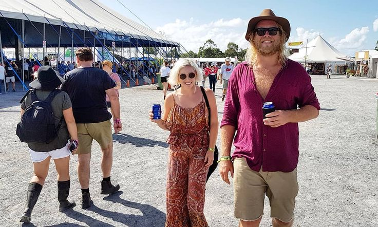 @bluesfestbyronbay day 2. @michaelfranti was the fave 💖🎸🎶🌴 now to get the head sorted for day 3 😧😩…""