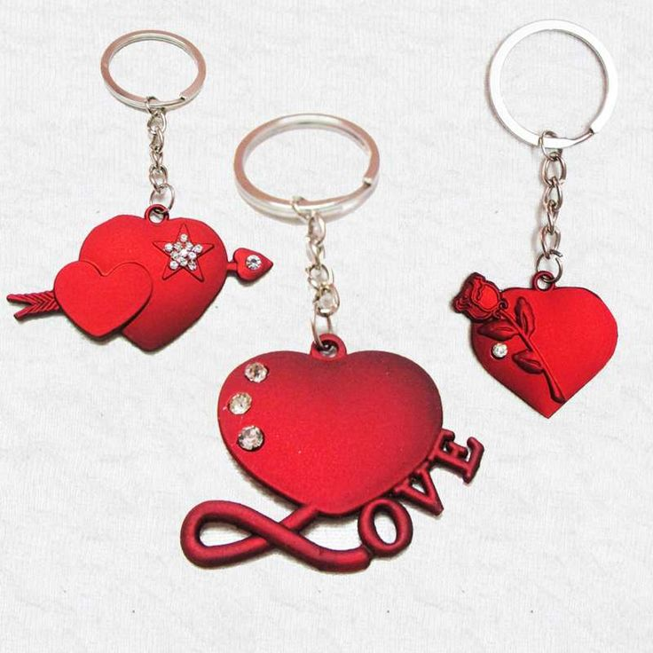 Love Keychain Combo Deal Pack of 3 (Offer Price: Rs 199 , Offered Discount: 72%!) ** BUY NOW ** [MRP: Rs 699]