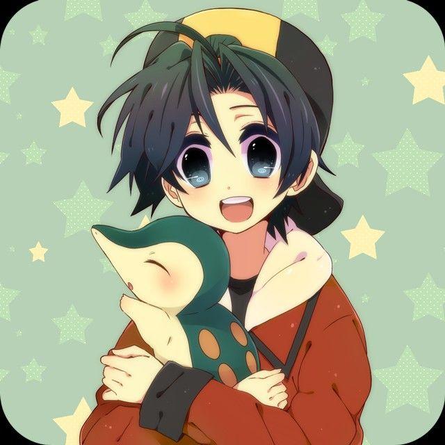 Pokemon Trainer Gold, He`s so kawaii! 3