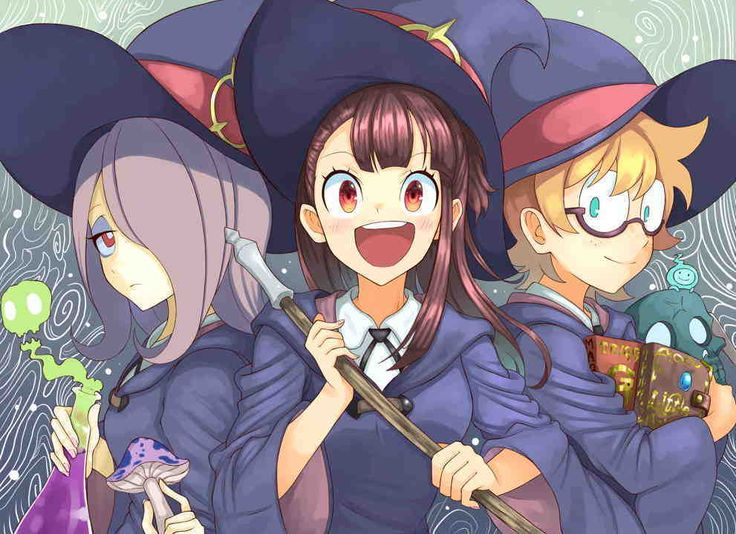 Download Anime Little Witch Academia (TV) Subtitle Indonesia Batch - http://drivenime.com/little-witch-academia-tv-subtitle-indonesia-batch/   Genres: #Adventure, #Comedy, #Fantasy, #Magic, #School   Sinopsis Berpusat pada seorang gadis bernama Atsuko yang semasa kecilnya pernah melihat sebuah pertunjukan sihir yang dilakukan oleh Shiny Chariot. Dia terkagum-kagum dengan sosok Shiny dan bertekat ingin menjadi penyihir seperti Shiny. Bertahun-tahun kemudian, setelah dia