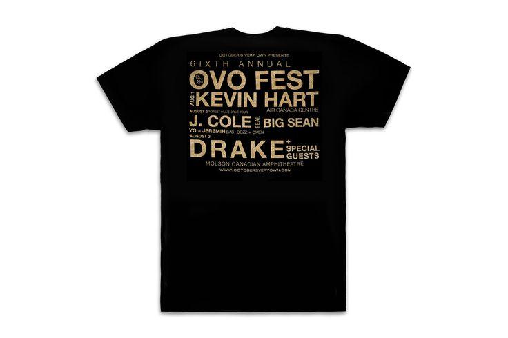 OVO Fest 2015 Official Merchandise