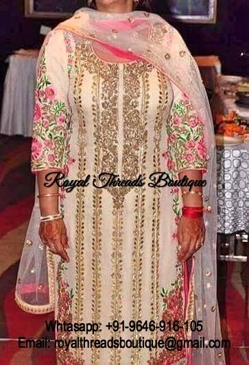 Get this custom made at Royal Threads Boutique. To place an order or for any inquiry feel free to whatsapp us @ +91-9646-916-105 or email us at royalthreadsboutique14@gmail.com
