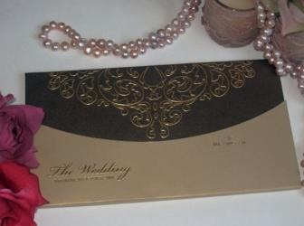 impressive u0026 decadent embossed swirl patterns and names a truly standout invitation