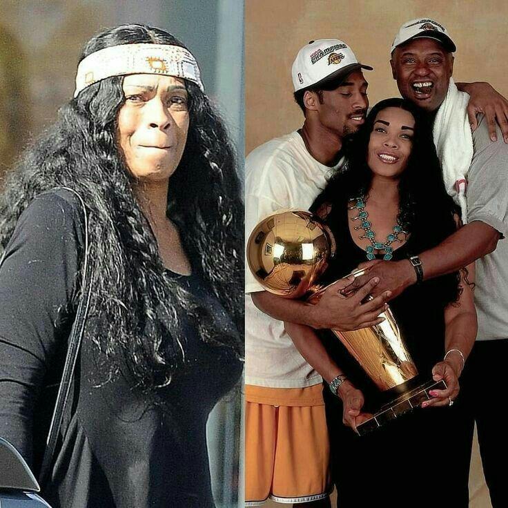 Kobe And His Parents Kobe Bryant Pictures Kobe Bryant Black Mamba Kobe Bryant