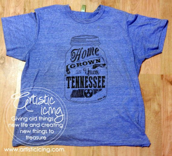 Exceptional Home Grown In East Tennessee T Shirt