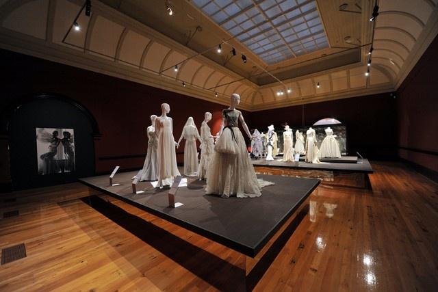 The White Wedding - Bendigo Art Gallery