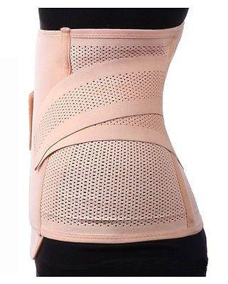 Ajustable posparto de recuperación del vientre cintura Abdomen Belt Para Adelgazar Cuerpo Banda Faja in Ropa, calzado y accesorios, Ropa para mujer, Maternidad | eBay
