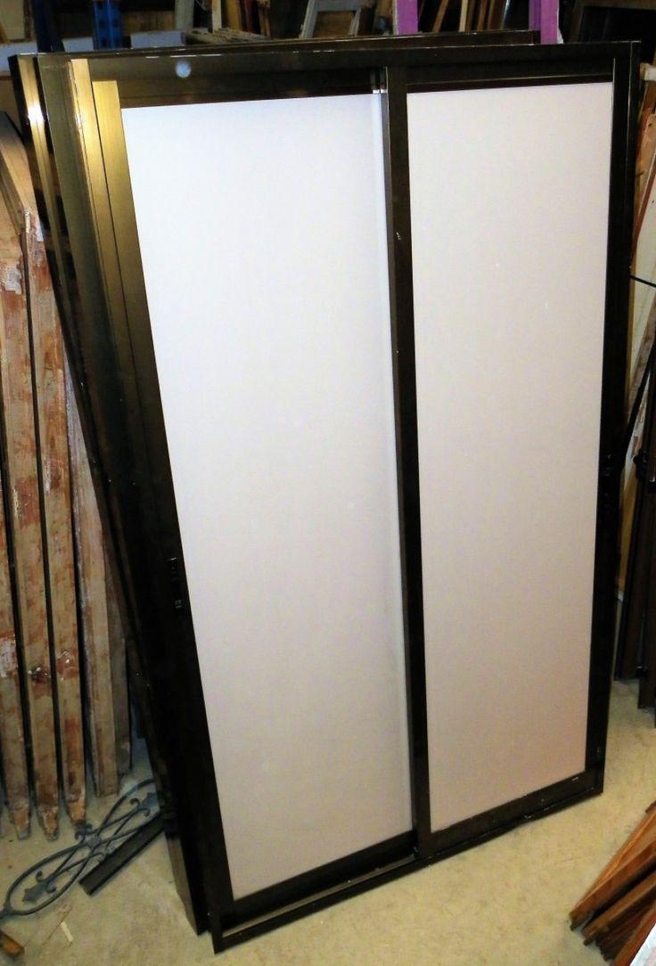 M s de 25 ideas incre bles sobre puertas de aluminio for Ver ventanas de aluminio blanco