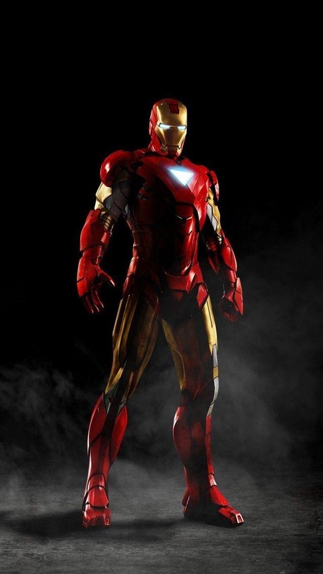 Iron Man Smoke 2018 Ios 11 Iphone X Wallpaper Hd In 2019