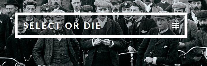 Select or Die  (via http://vst.mn/selectordie/ )