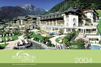 1995-2004: das Hotel wird auf 185 Betten mit 20 Residenzsuiten erweitert und beschäftigt mittlerweile ca. 110 Mitarbeiter.  Die Spa Landschaft erreicht unglaubliche 4.000 m².