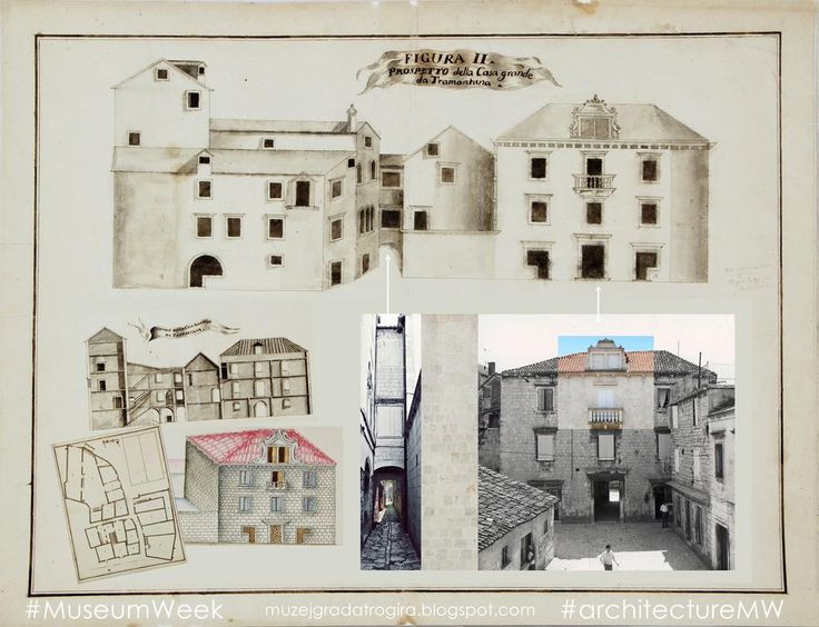 Embedded image permalink #Trogir Town Museum, #architectureMW