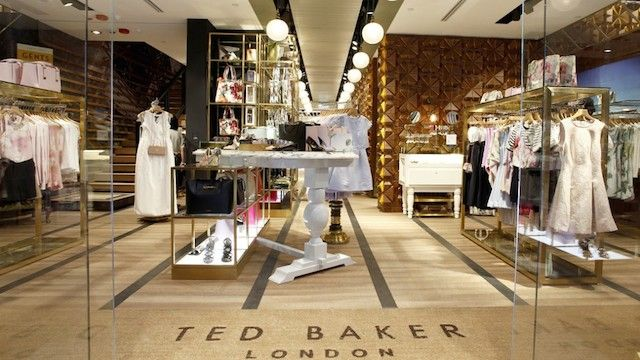Image result for ted baker shop front