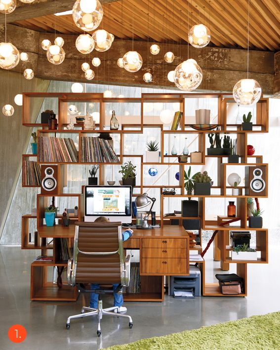 eye candy 10 inspiring modern home offices
