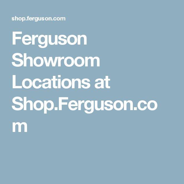 The 25+ best Ferguson showroom ideas on Pinterest | Plexiglass ...