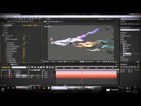 trapcode particular shading tutorial - YouTube