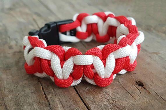 Solomon's Heart Paracord Bracelet