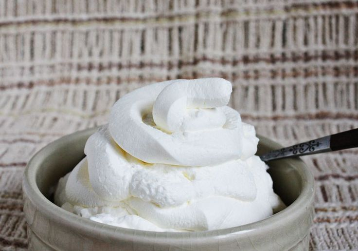 Kitchen Basics: Whipped Cream.   One tip for whipped cream newbies - Everything comes together best when the bowl (preferably metal)and whisk or mixer attachments are kept in the freezer for 20 minutes to get good and cold
