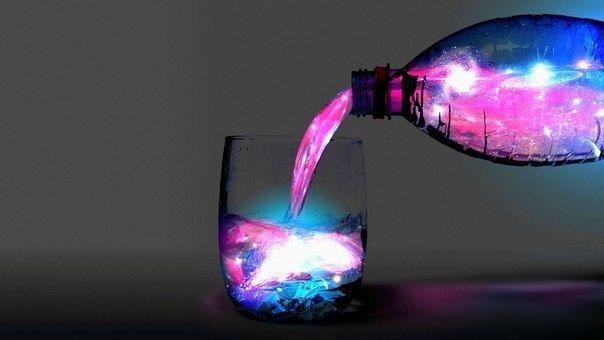 СВЕТЯЩАЯСЯ ВОДА Вам потребуется: СВЕТЯЩАЯСЯ ВОДАвысокий стакан – 1 шт.; раствор стирального порошка – 20 мл; перекись водорода 3% - 10 мл; раствор люминола 3% - 5 мл;...