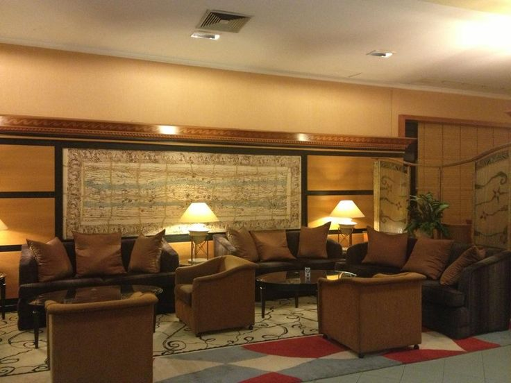 Lobby #aquincumhotel by Dima B. on Foursquare