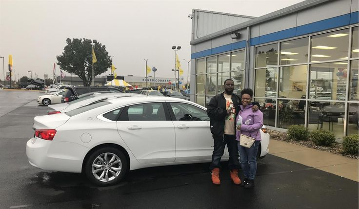 Congratulations and Best Wishes Patricia and Jhamaar on the purchase of your 2017 CHEVROLET IMPALA!  We sincerely appreciate your business, Kunes Country Chevrolet Cadillac of Delavan and CARL MILLER.
