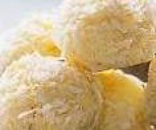 Lemon Coconut Truffles  - Paleo