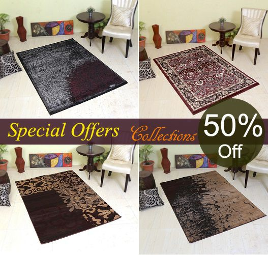 """Visit our Online Store www.galicha.com and go to """"Special Offers"""" section and get 50% discounts on these designs and many other #carpet designs."""
