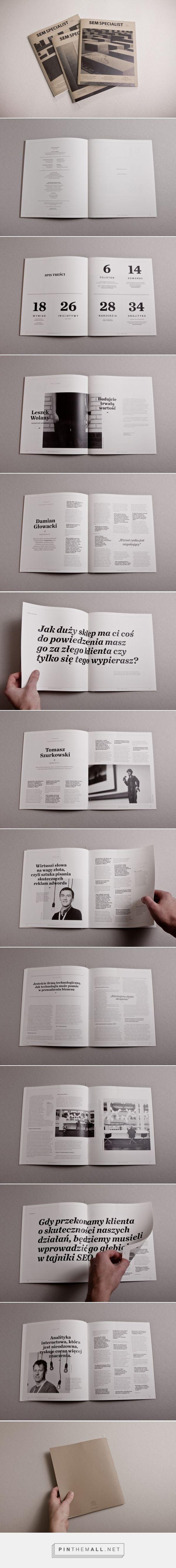SEM SPECIALIST - Magazine by Paul Marcinkowski