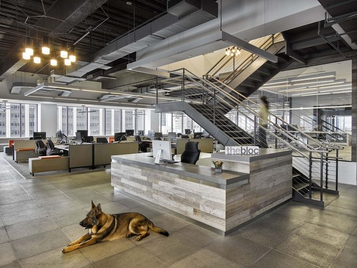 49 Best Corporate Office Interior Images On Pinterest