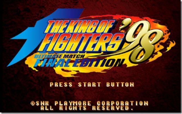 Disponibile King of Fighters 98 UE su Steam! #steam #giochipc #kof #picchiaduro #news
