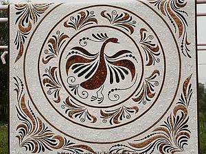 Создаем панно «Мир птиц». Часть 1 | Ярмарка Мастеров - ручная работа, handmade