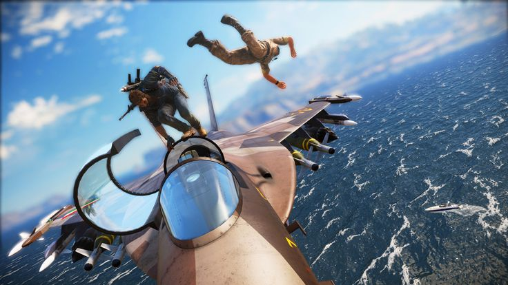 Just Cause 3 PlayStation 4 Review