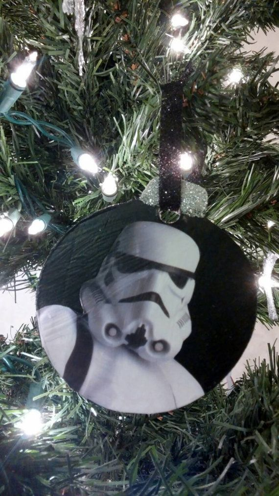 Check out this item in my Etsy shop https://www.etsy.com/listing/210800609/star-wars-inspired-christmas-ornament