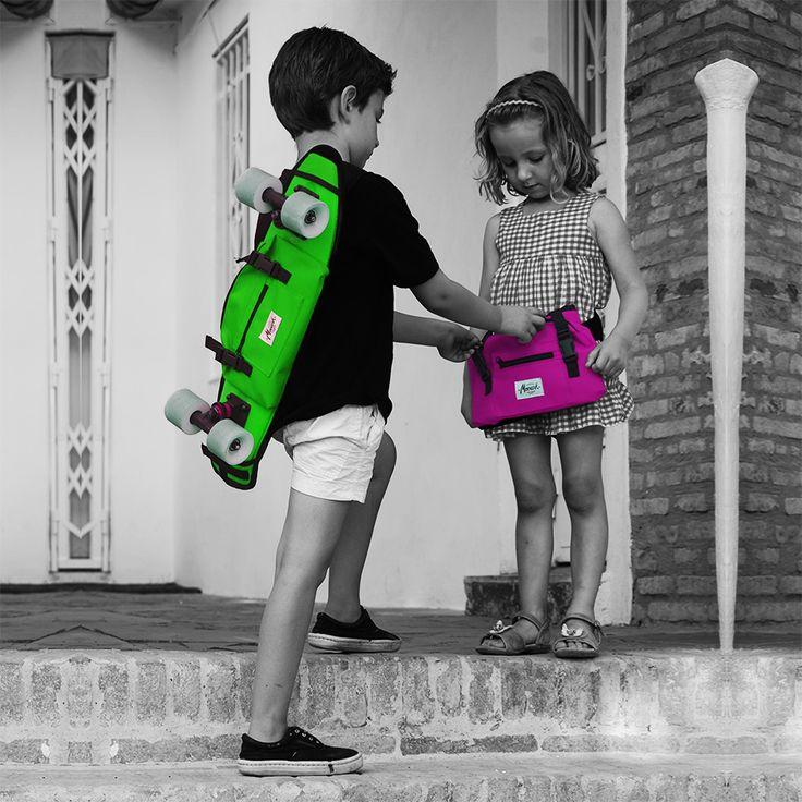 Shoulder Bag: shoulder bag with adjustable strap for your pennyboard. Visit us at: www.monarksupply.com #kids #children #skate #skater #skateboard #skateboarding #monarksupply #penny #pennyboard #pennymoments #pennyskateboard #summer #style #green #скейтбордов #скейтборд #пенни #Лонгборд #longbord #yamba #Рюкзак #Россия #конькобежец #скейтбордист #скейтбординга