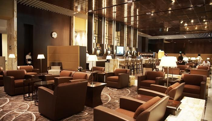 SilverKris Lounges at Singapore Changi Airport #frequentflyer