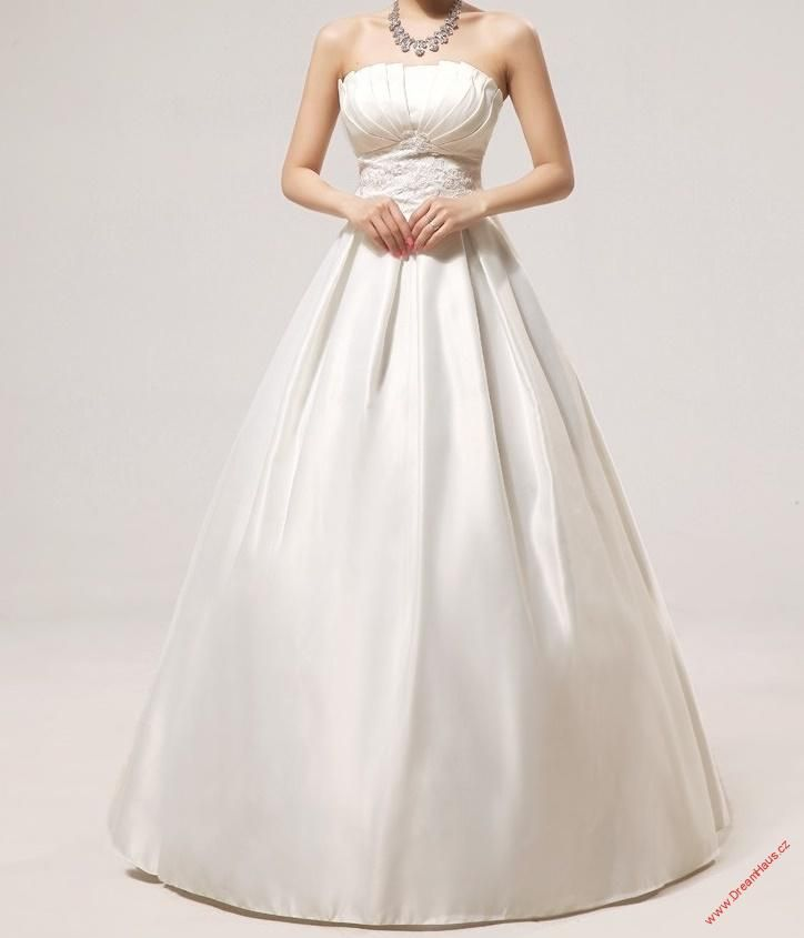 LEVNÉ svatební šaty | Svatební šaty Pyladés | Svatební šaty na míru