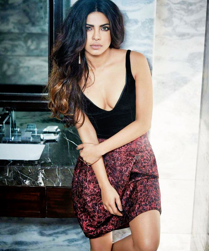 Priyanka Chopra — batflecked: Priyanka Chopra for Filmfare,...
