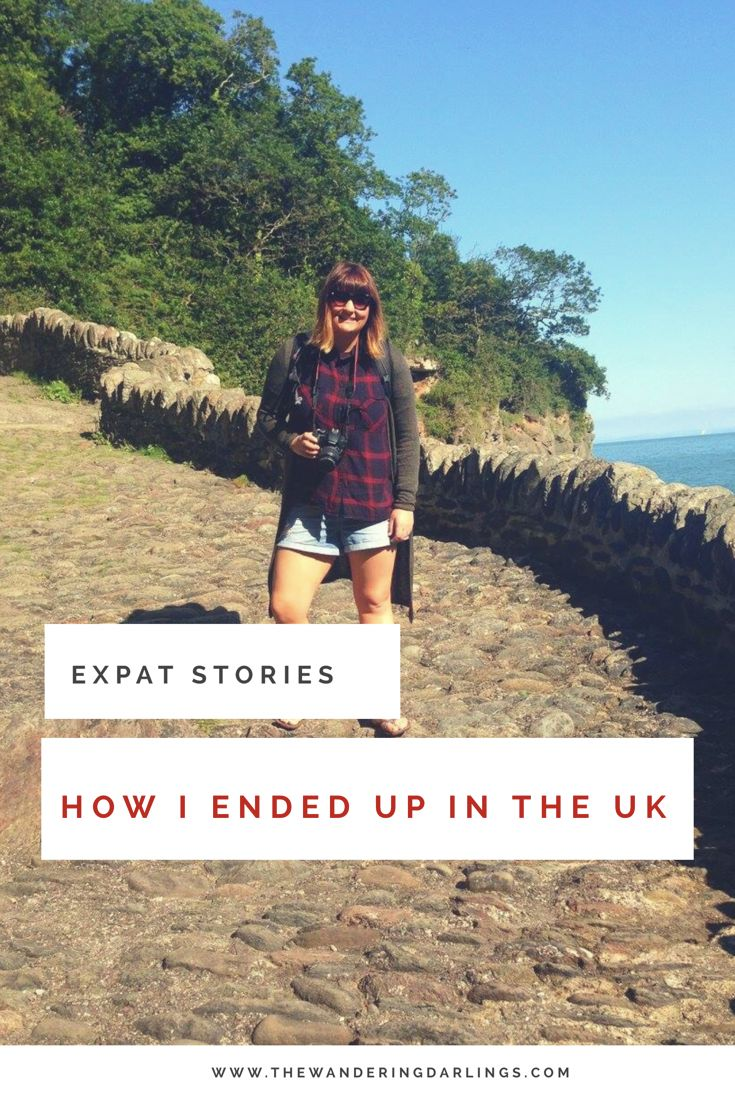 The Wandering Darlings- how I ended up in the uk
